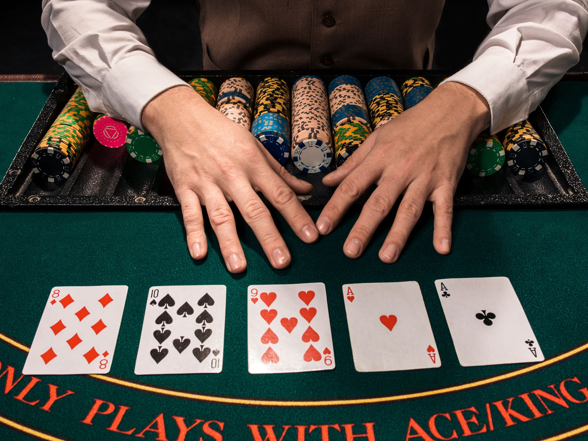 Three Good Methods To show Your Viewers About Casino